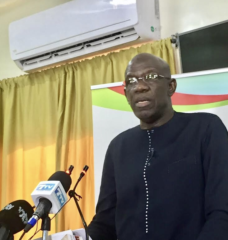 """Mame Adama Guèye, président """"Sénégal bou bess """": «Macky Sall utilise notre justice à des fins répressives»"""