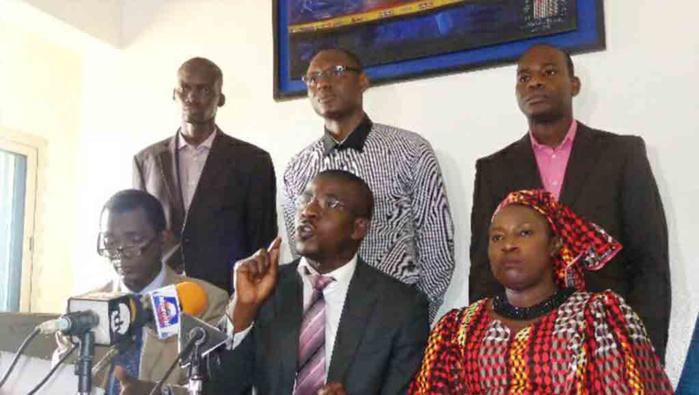 Mouvement d'humeur : le Sytjust suspend son mot d'ordre