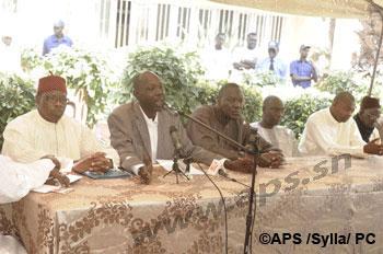 Niarry Tally : Après une rencontre avec le préfet de Dakar, le Collectif des Imams sursoit à sa marche programmée ce vendredi