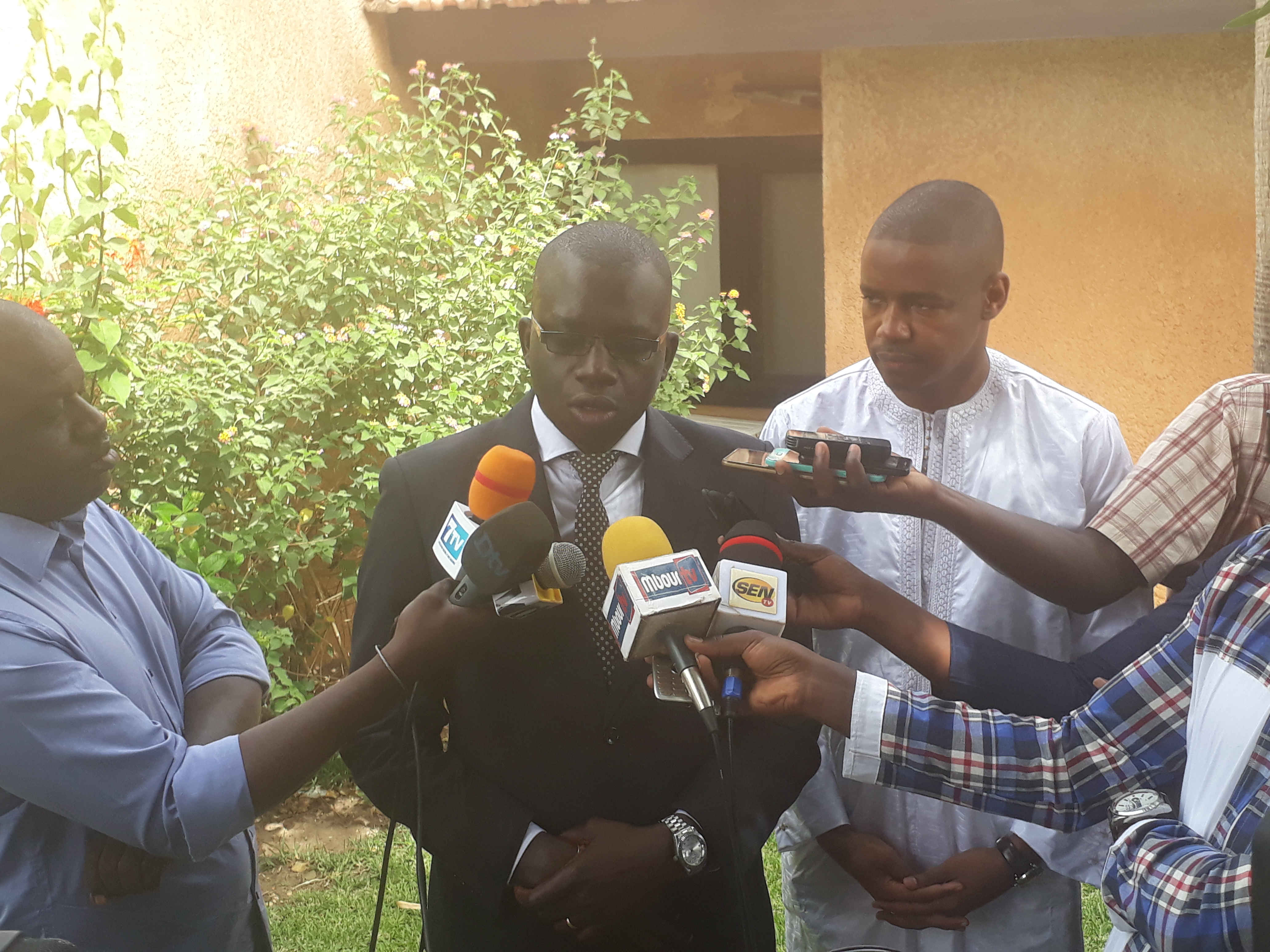 Journalisme d'investigation : Dr René  Massiga Diouf et African Paji  pour sa revalorisation