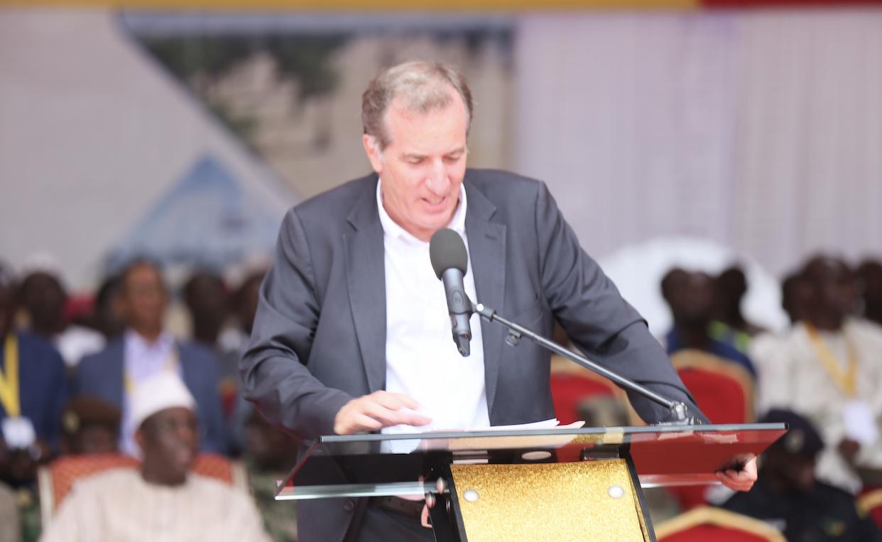 Investissements français en Casamance : L'ambassadeur de France parle de 70 milliards