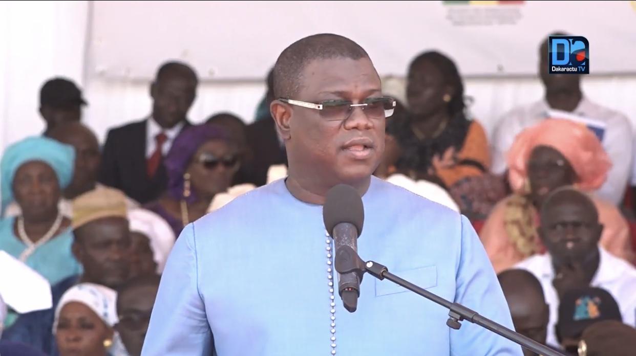 Abdoulaye Baldé : «L'implantation d'une frange industrielle s'avère une urgence»