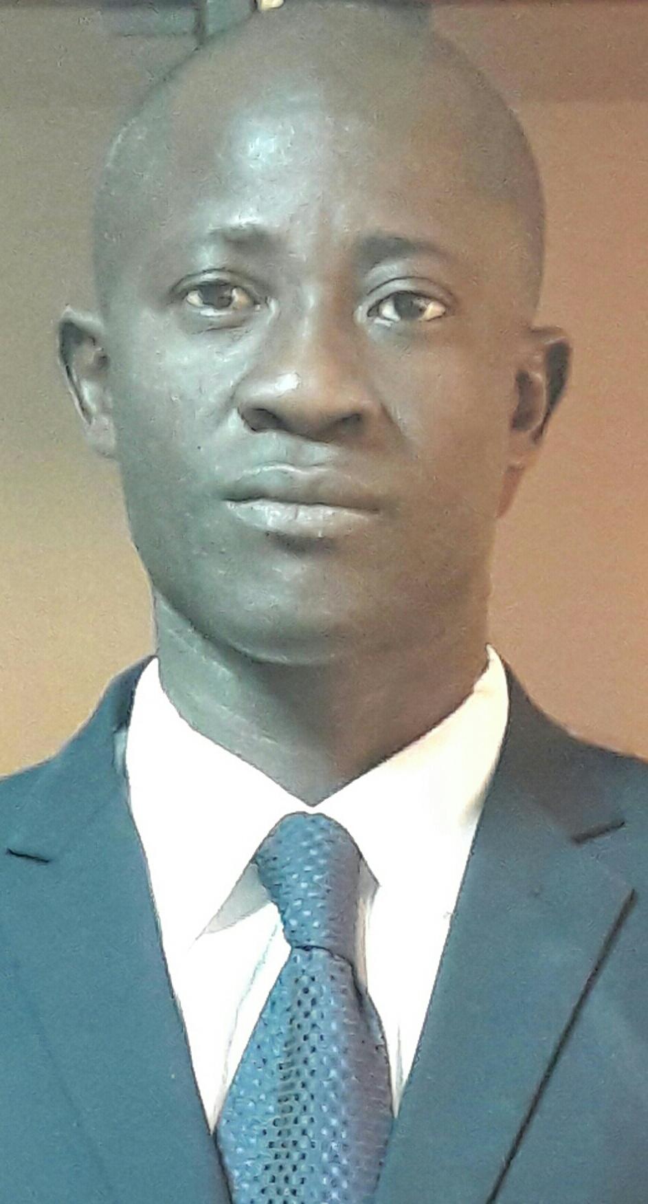 Lettre du conseiller technique Cheikh Ndiaye à Thierno Alassane Sall