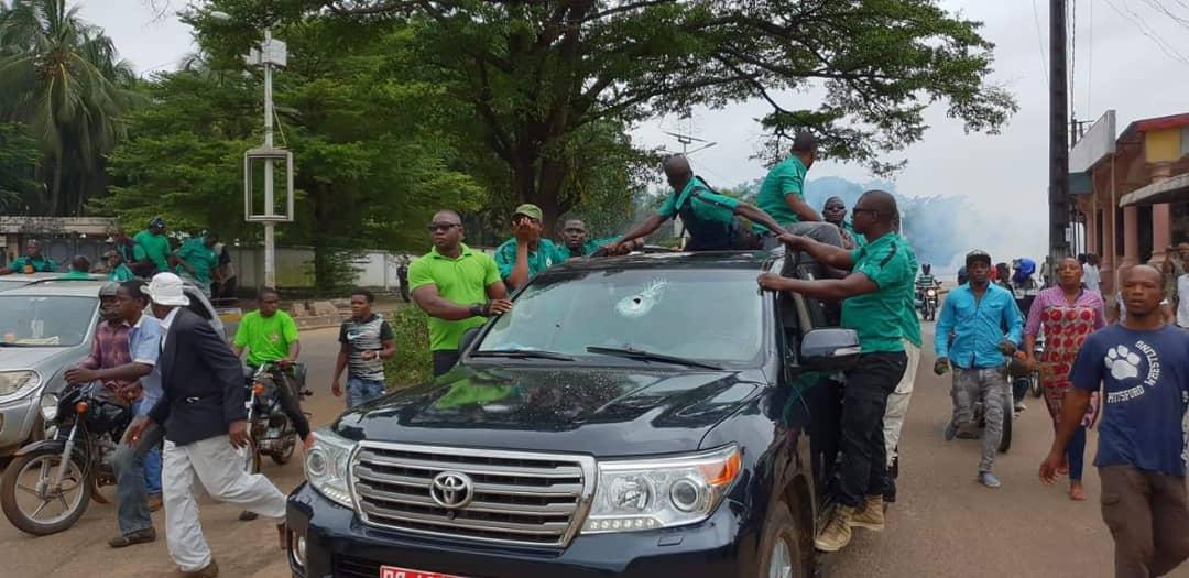Guinée : Tentative d'assassinat sur Cellou Dalein Diallo