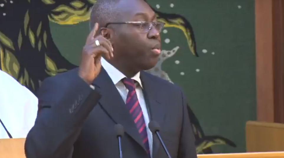 Questekki : MLD pour la création d'une Commission des Mines et de l'Energie à l'Assemblée