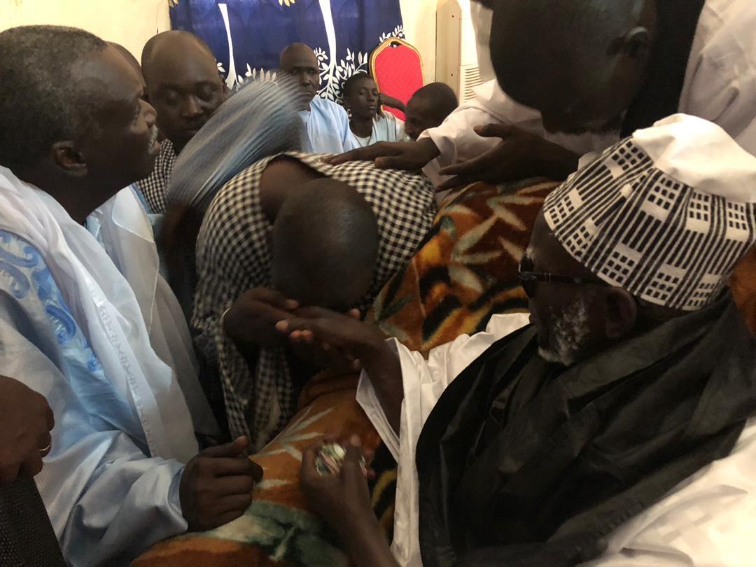 SABOTAGE DE LA VISITE DU PRÉSIDENT - Le Khalife Général  convoque Serigne Moustapha Diouf Lambaye et Serigne Modou Mamoune Mbacké Ibn Serigne Modou Rokhaya