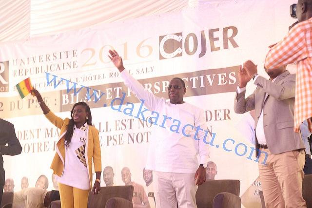 TOURNÉE ÉCONOMIQUE : La Cojer décerne son satisfécit à Macky Sall et l'invite à demeurer sourd aux élucubrations d'une opposition en manque d'arguments