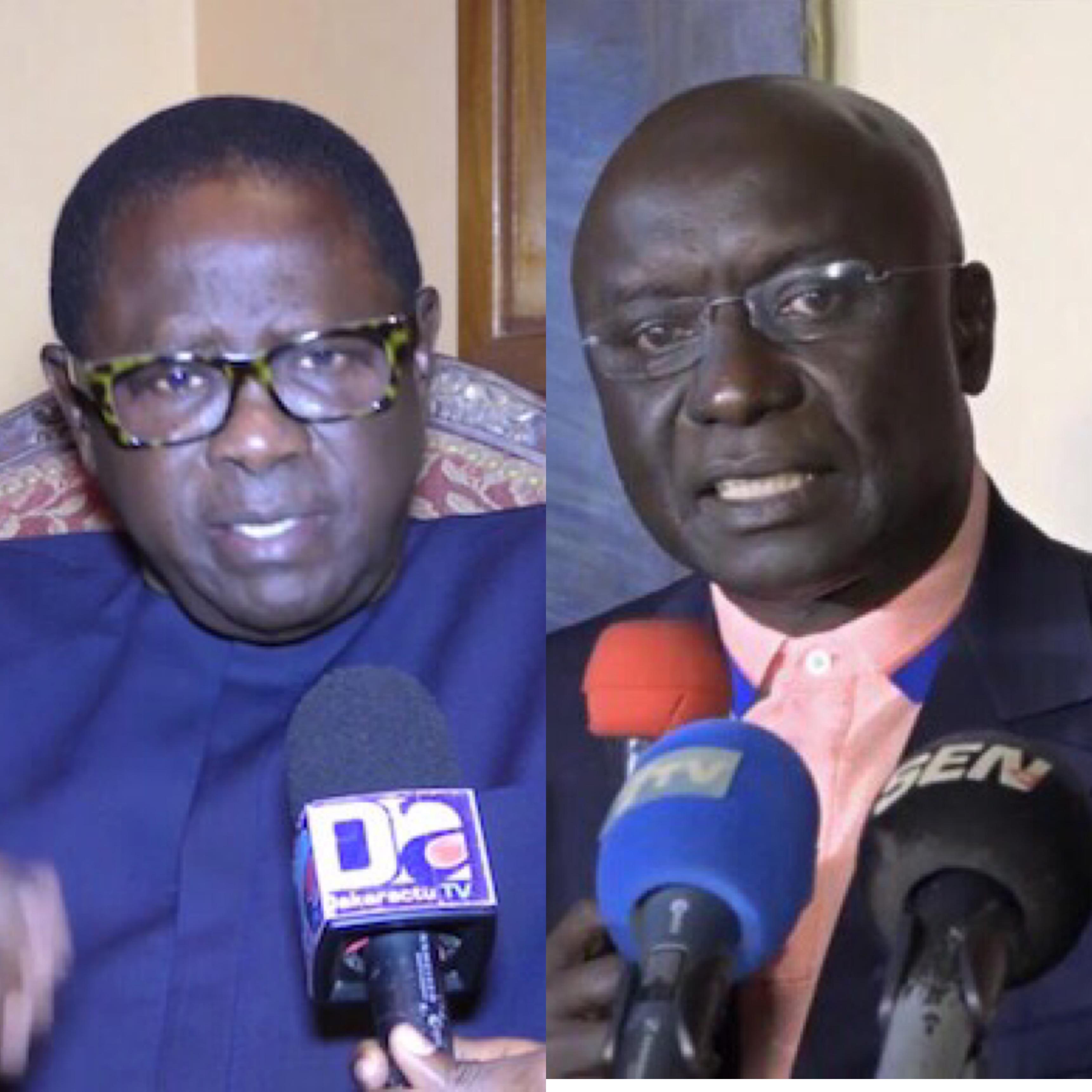Prémices des retrouvailles de la famille libérale : Idrissa Seck rencontre Pape Diop à Dakar