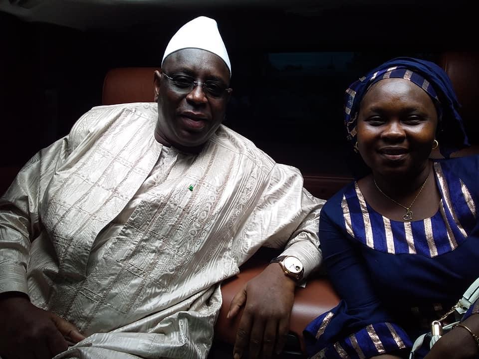 KOLDA : Mame Coumba Cissé de l'Apr optimiste après la tournée de Macky Sall