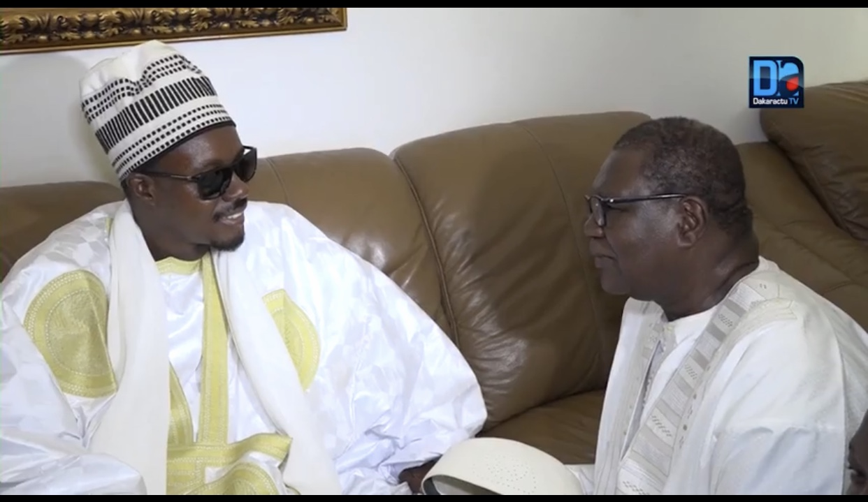 Me Ousmane Ngom à Touba : «Cheikh Ahmadou Bamba mérite d'être célébré!»