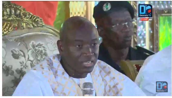 Rappel à Dieu de Sokhna Bally Mbacké : Aly Ngouille Ndiaye présente ses condoléances au Khalife Serigne Mountakha