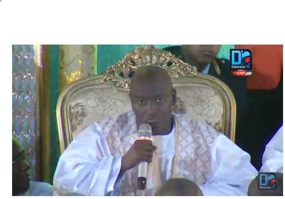 Aly Ngouille Ndiaye : « Macky Sall ne se glorifie pas de ce qu'il a réalisé pour Touba… Qui travaille pour Serigne Touba sera rétribué»