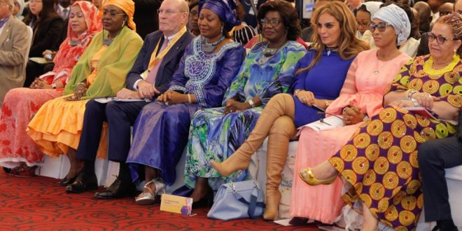 14 Premières Dames à Dakar...