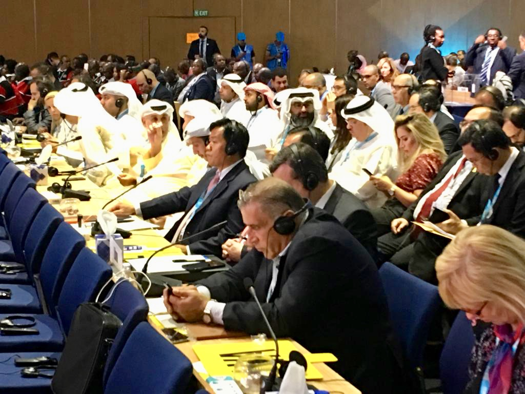 Télécoms/PP 2018 : Faute de consensus, l'Afrique sort de la direction de l'Union Internationale des Télécommunications ! (Images)