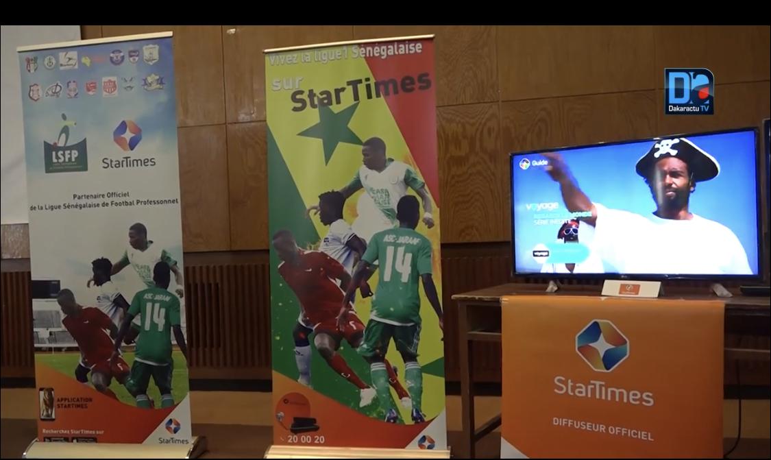 Ligue 1 sénégalaise : Désormais les chinois seuls pourront filmer lors des matches de championnat