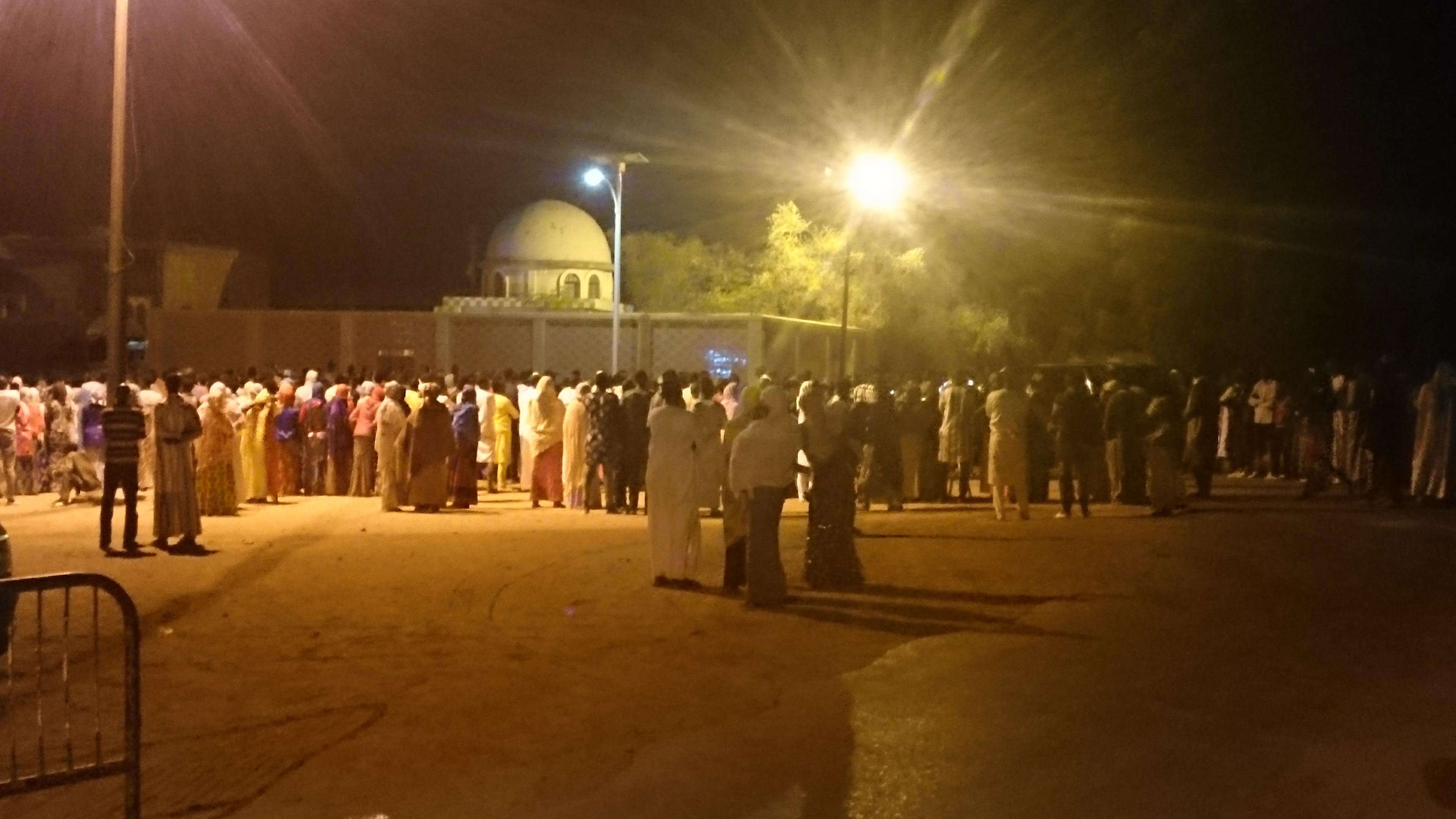Ndiassane: El Hadj Mame Bouh Mamadou Kounta inhumé aux côtés de ses prédécesseurs