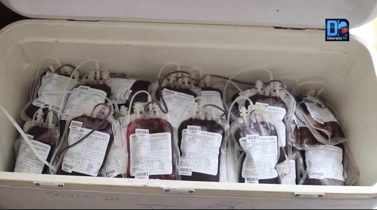 Centre de transfusion sanguine : Il n'y a plus de sang!
