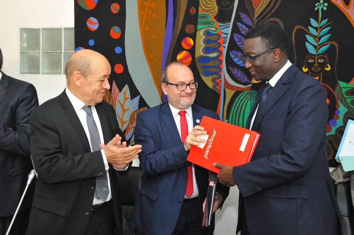Accords de financement : L'AFD booste l'axe 2 du plan Sénégal émergent.