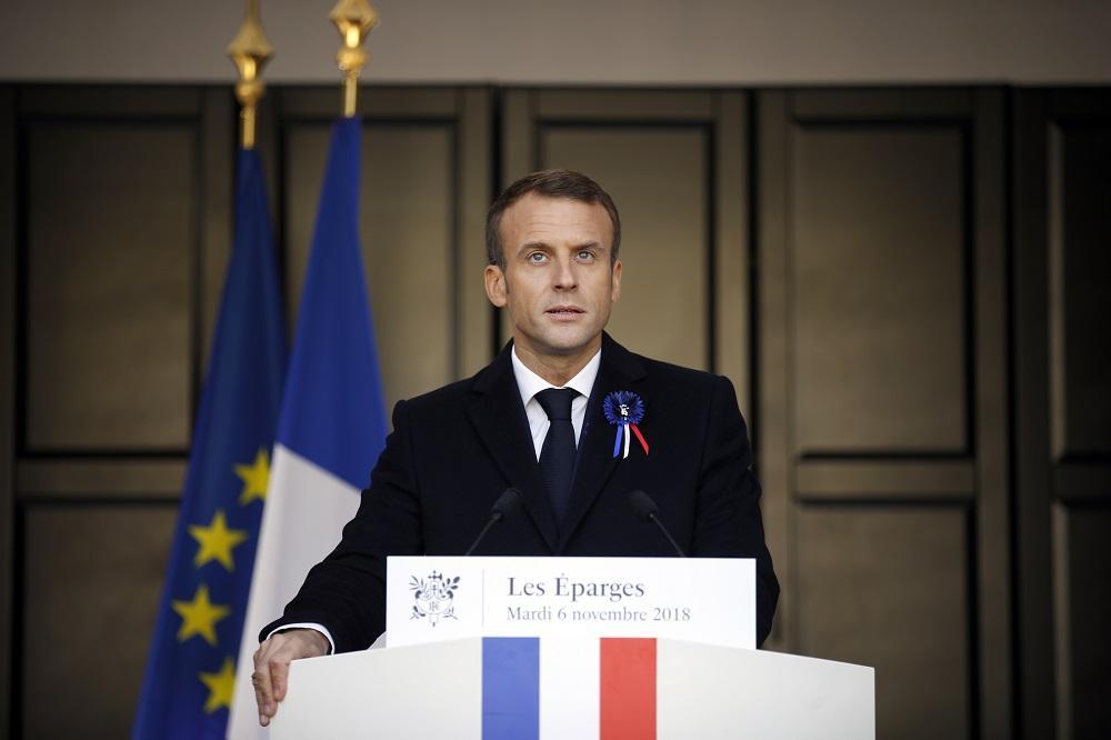 Attentat contre Macron déjoué : six personnes arrêtées