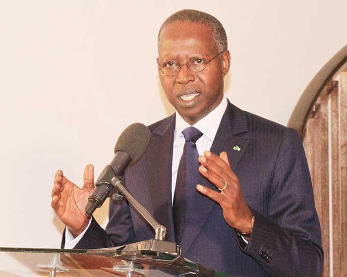 Le Premier ministre Mahammed Boun Abdallah Dionne lance un appel pour la paix