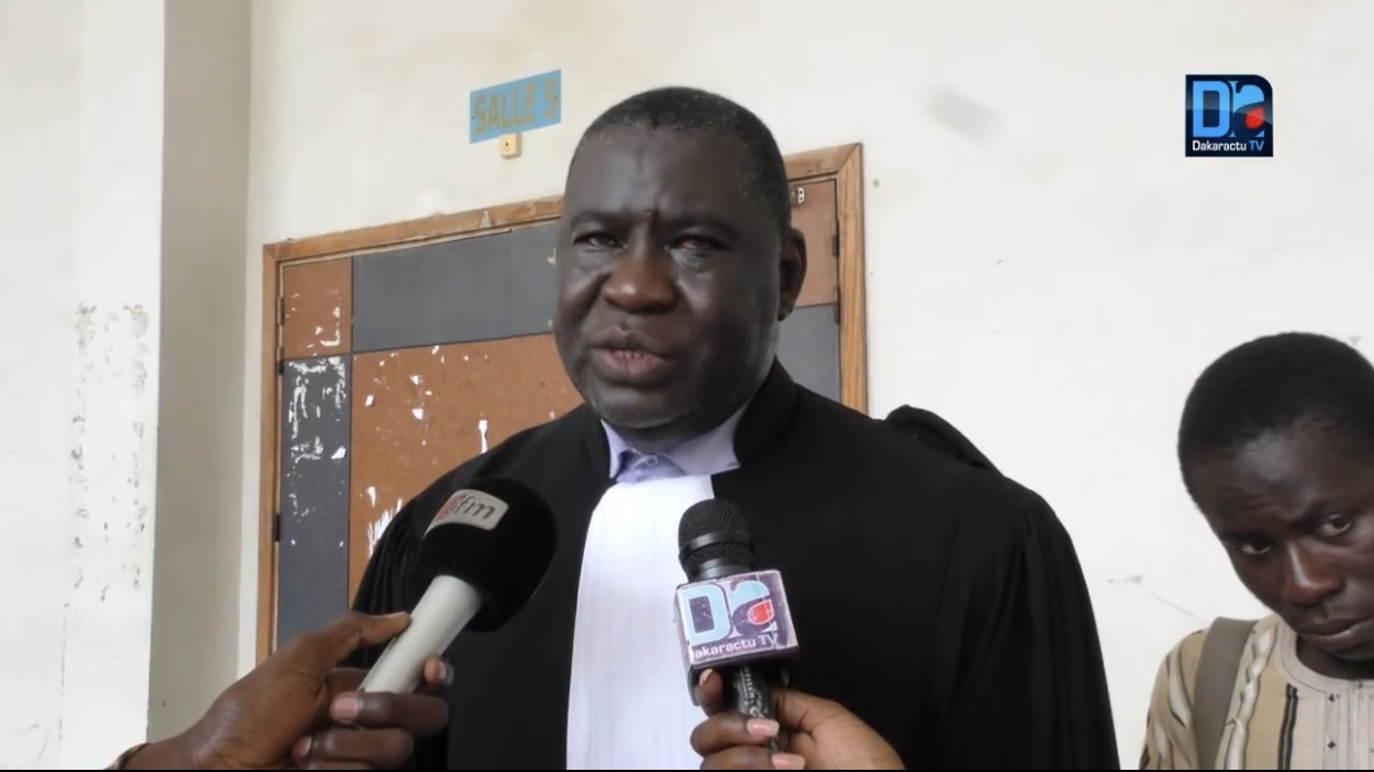 «Une réconciliation de la justice avec le peuple est souhaitée» (Assane Dioma Ndiaye, président de la Lsdh )