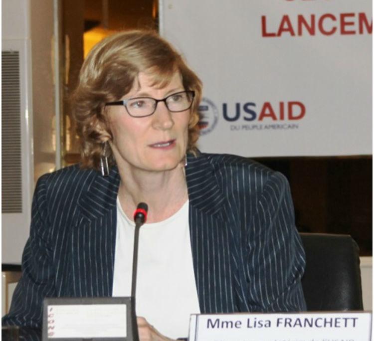 Lisa Franchett, Directrice de l'USAID au Sénégal : « Il faut  promouvoir la participation des petites et moyennes entreprises au marché mondial »
