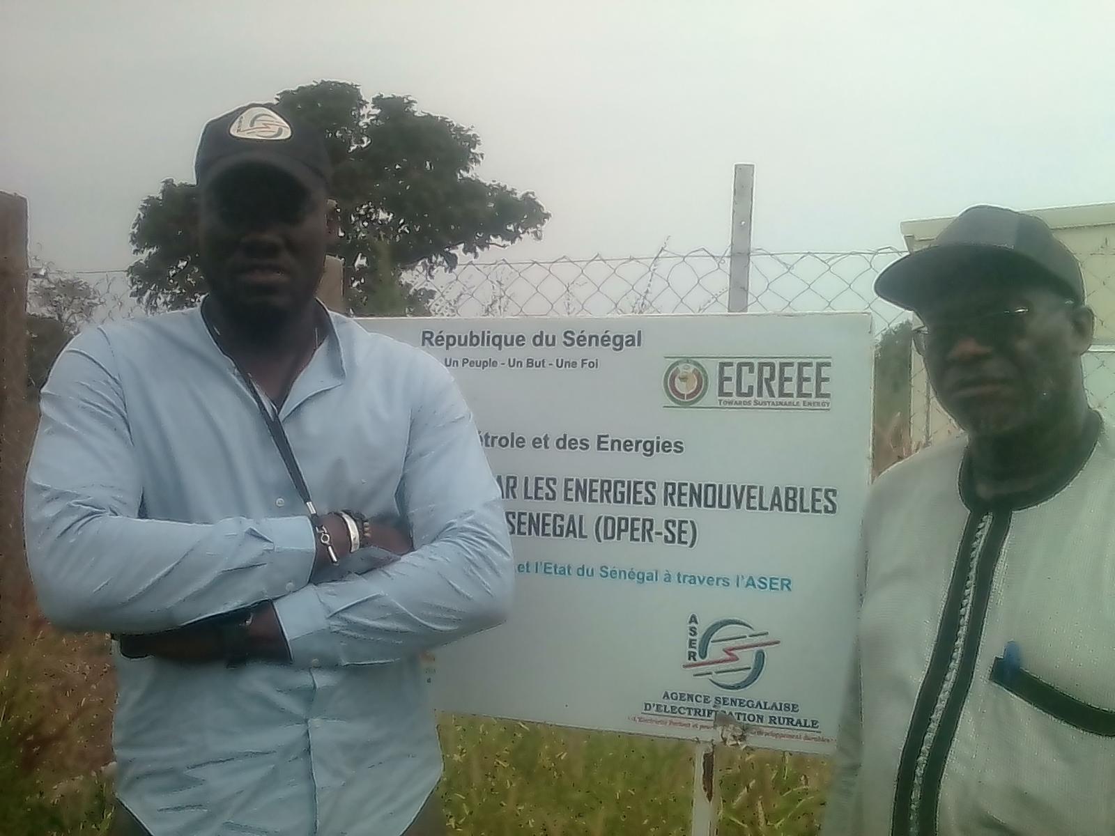 KOLDA : livraison de centrales solaires en fin novembre par l'Agence sénégalaise de l'électrification rurale