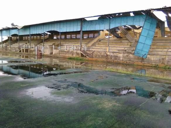 Réhabilitation du Stade Me Babacar Sèye de Saint-Louis :  Le retard du démarrage  des travaux fortement déploré par les sportifs