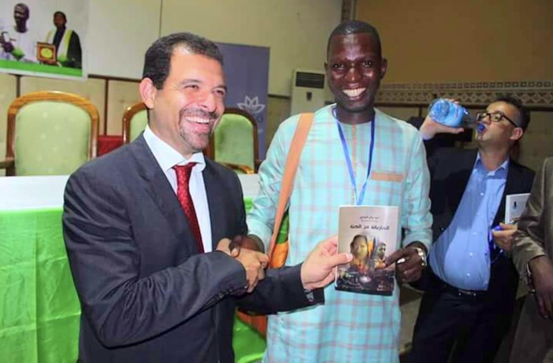 Soudan / Prix Afrabia de la jeunesse : L'écrivain sénégalais Aboubacar Ndiaye remporte la 3ème place.