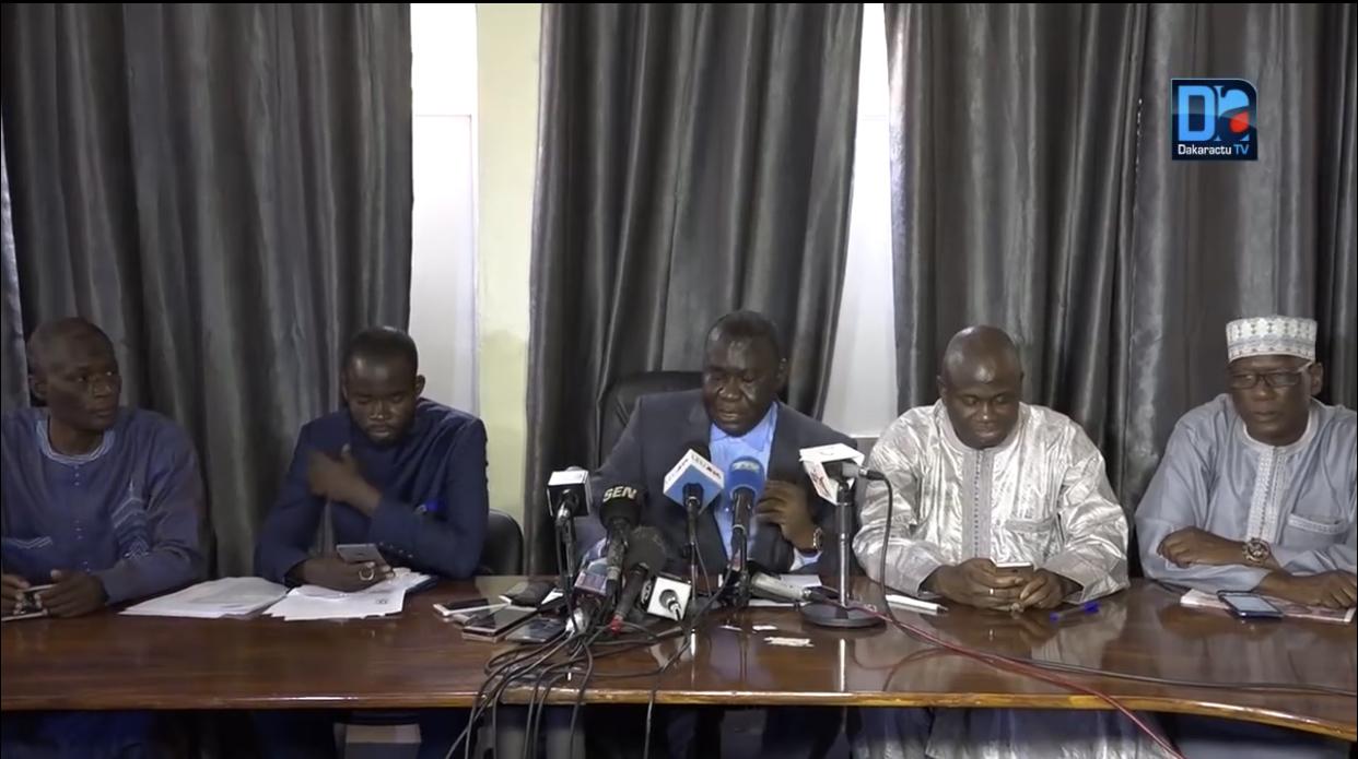 Déclaration conjointe : «Les personnes poursuivies dans l'affaire du double meurtre de Médinatoul Salam doivent être jugées sans délai»