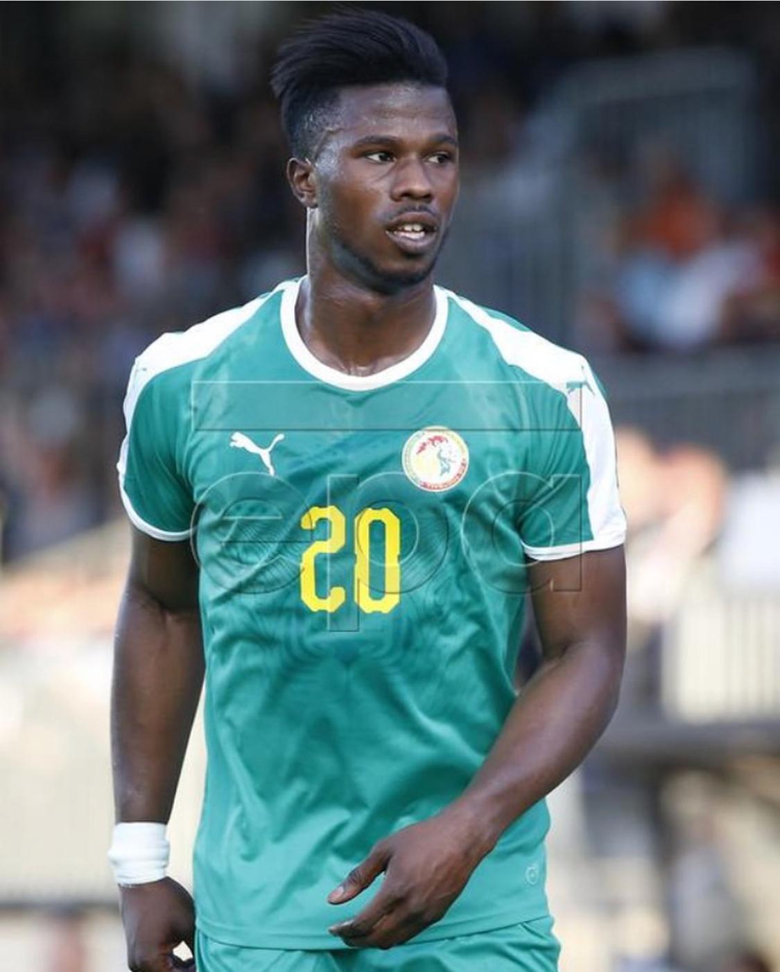 Equipe nationale : Keita Baldé forfait à cause d'un mail ?