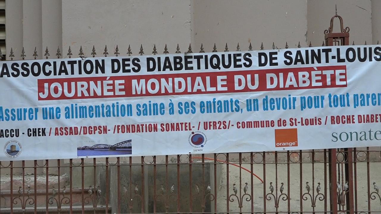 Journée mondiale de lutte contre le diabète : Alerte à Saint-Louis,  le taux de prévalence est l'ordre de 10,4 %