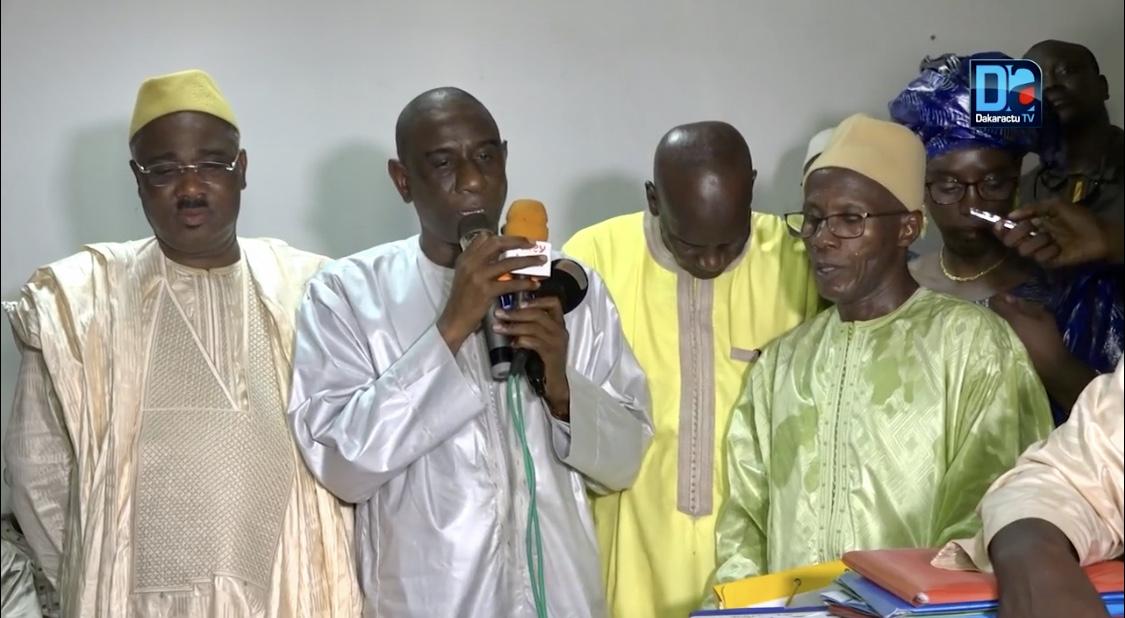 Parrainage à Matam : Le délégué régional Mamadou Talla loue l'unité des responsables de BBY gage d'une victoire du président Macky Sall en 2019
