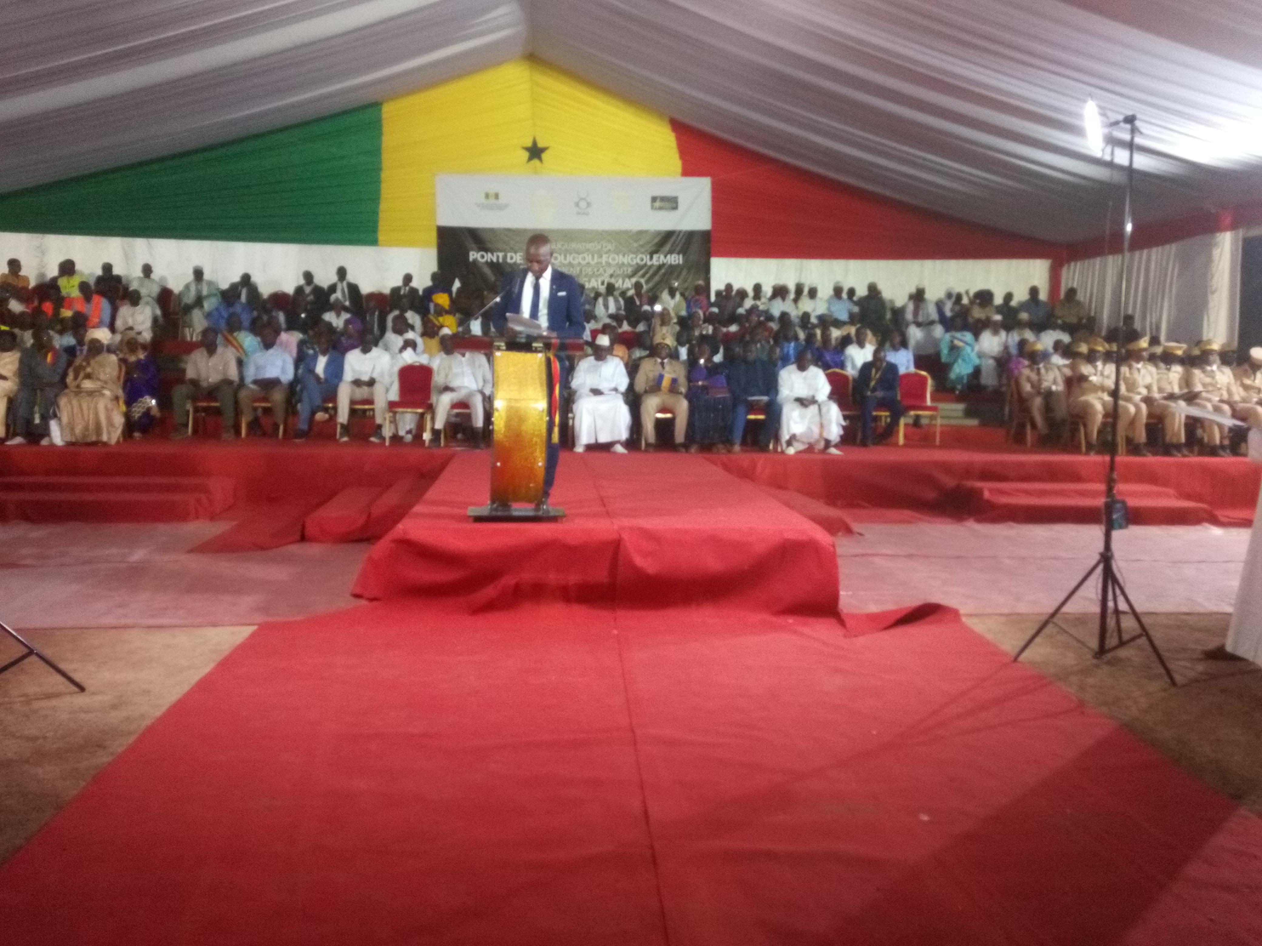 Tournée économique/ Kédougou : « Les jeunes de Kédougou n'ont pas de travail » (Hadj Cissé, Maire)