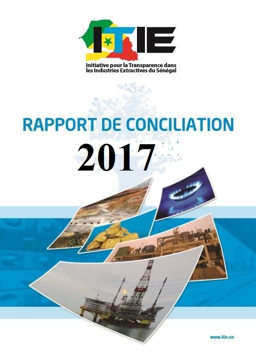 Année fiscale 2017 : ITIE publie son rapport.