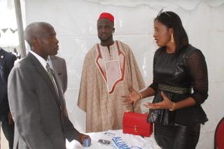 ALUMNI EXPO : Femmes Africaines Elites de Demain (FAFED Sénégal) a exposé avec l'Ambassade des USA