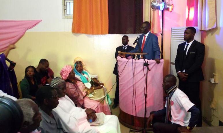 La LD debout condamne le retrait de l'agrément de l'ONG Lead Africa
