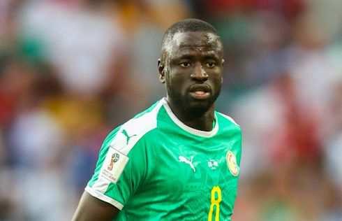 Équipe nationale : Cheikhou Kouyaté plus utile dans l'axe de la défense que dans l'entre jeu