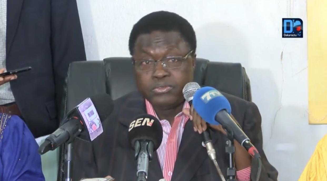 Présidentielle : L'Urd investit Macky Sall et défend la fiabilité du fichier électoral