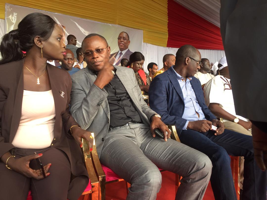 Présidentielle de 2019 : La Convergence des jeunes de BBY investit Macky Sall
