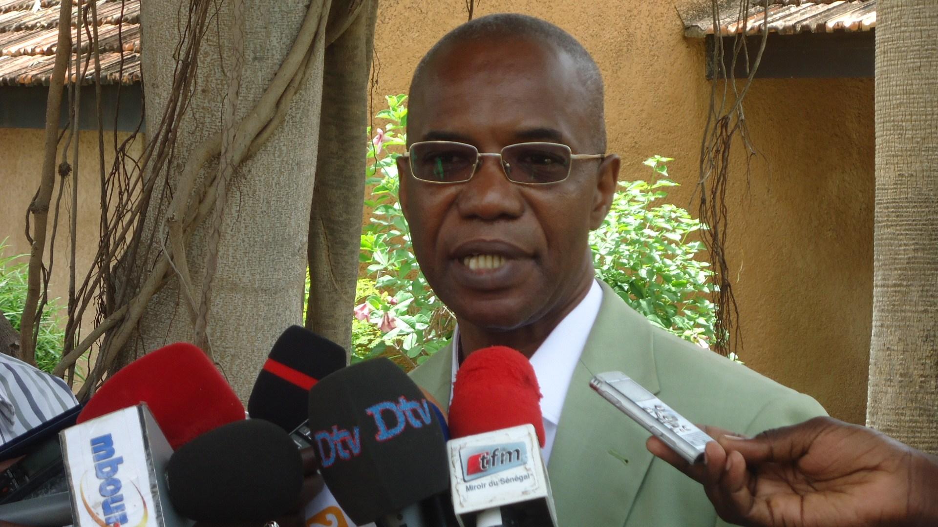 """""""Ces lobbies qui financent 20 journaux sénégalais"""",le grossier écart de langage du président duCdeps"""
