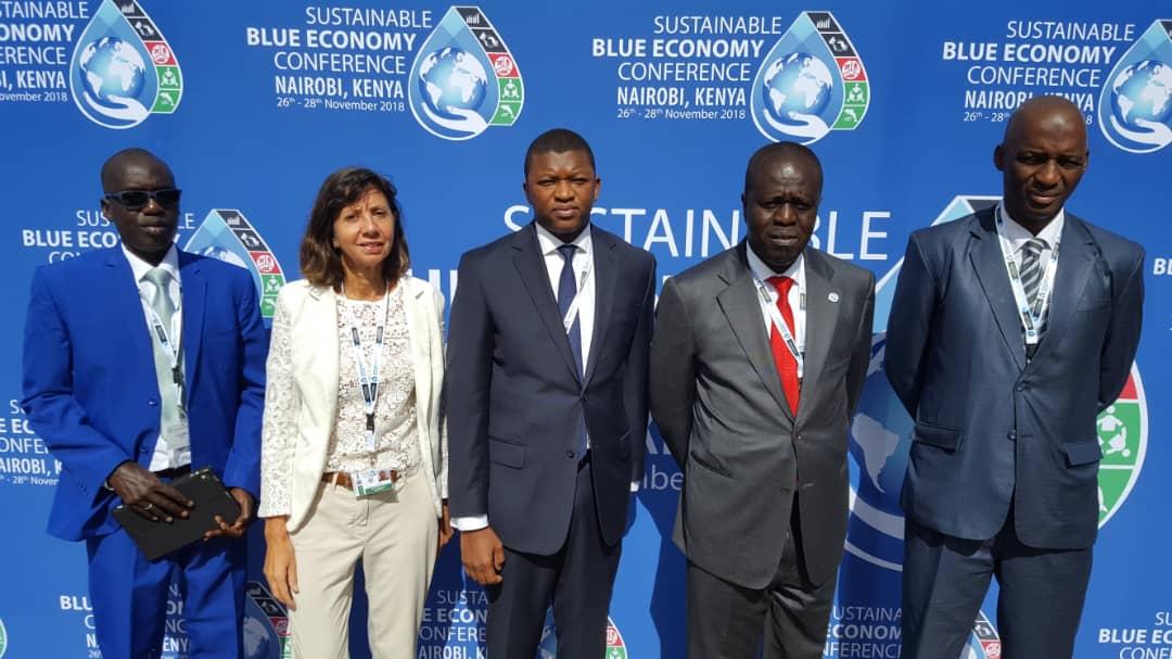 Conférence sur l'Economie Bleue Durable : le Sénégal réaffirme son engagement pour la protection des zones côtières et de ses écosystèmes