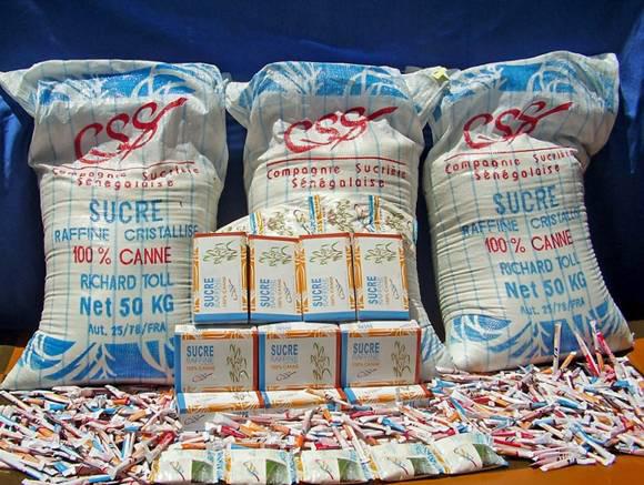 Sénégal : Le kilo de sucre baisse de 40 F Cfa