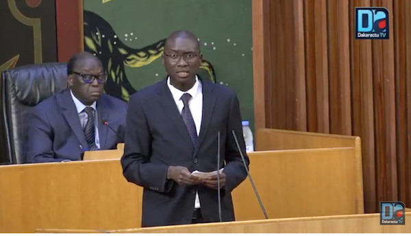 ASSEMBLÉE NATIONALE : Les détails du budget du ministère de la Justice
