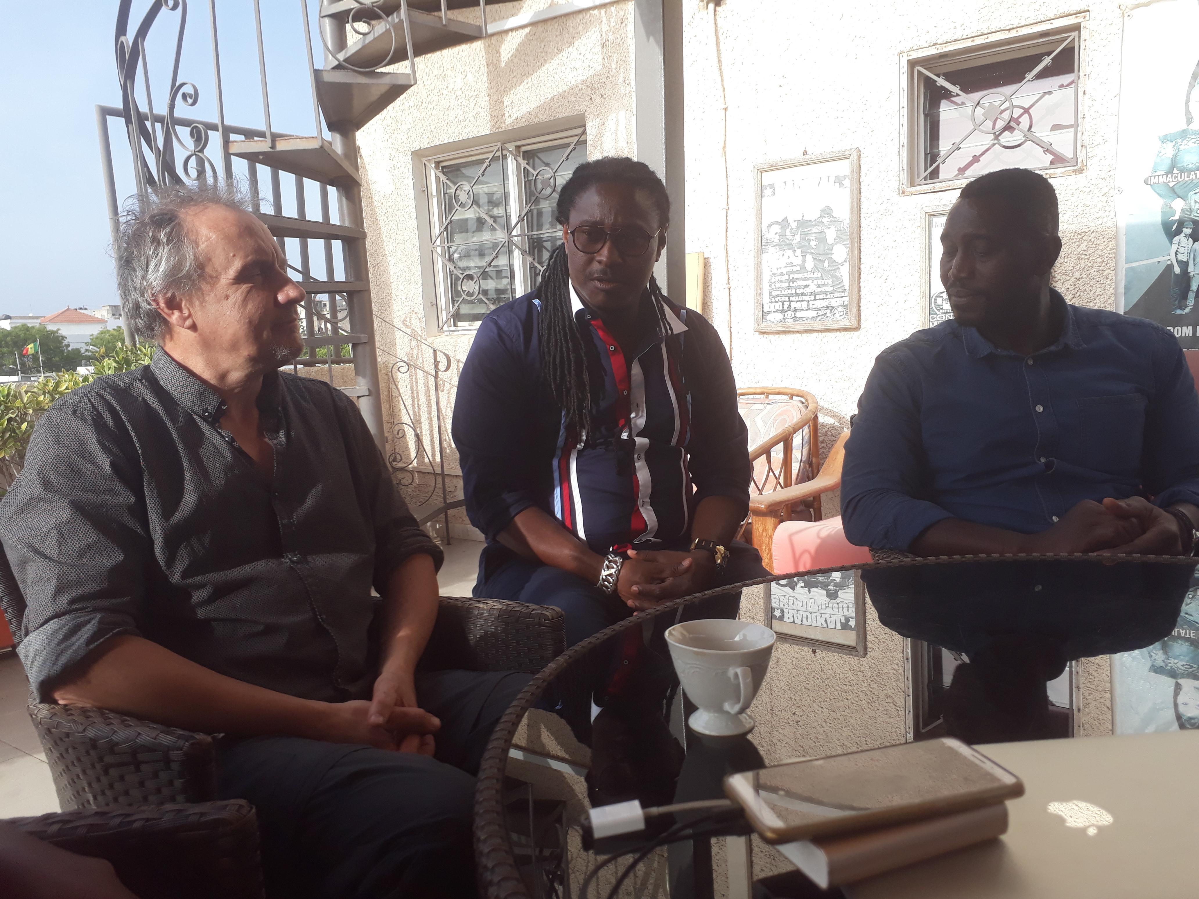 Ciné Droit Libre : « Malaria business» et « République des corrompus»  à l'affiche