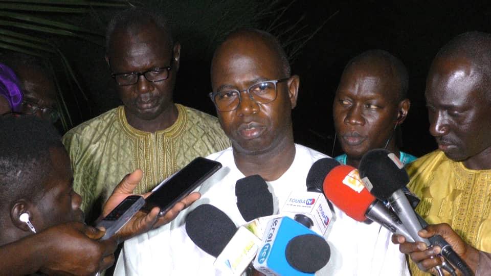 SANTÉ - Validation externe du Projet d'établissement de l'hôpital Matlaboul Fawzeïni de Touba