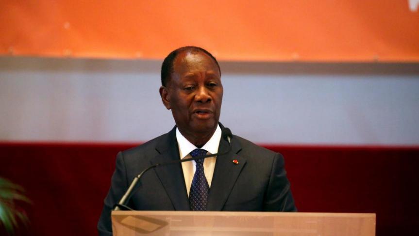 Congrès d'investiture : Le président Ivoirien prie pour des élections apaisées au Sénégal