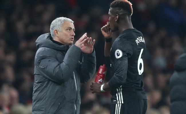Premier League - MAN UTD : José Mourinho traite Paul Pogba de « virus »