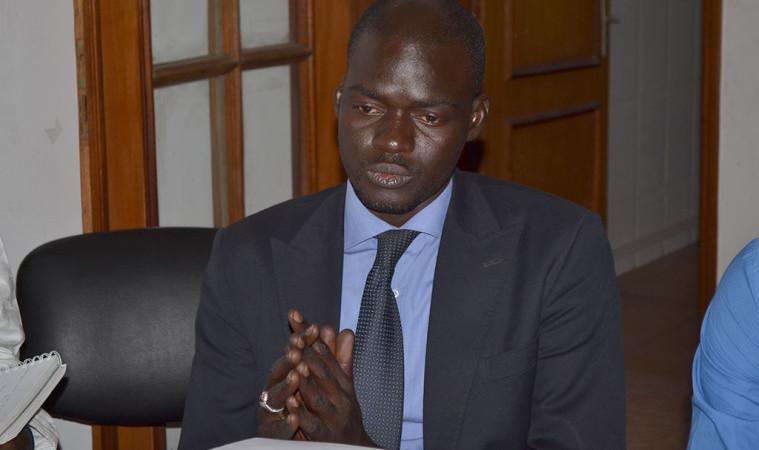 RAPPEL À DIEU DE SIDY - Alinard Ndiaye présente les condoléances de Karim Wade
