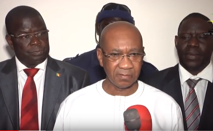 Hadjibou Soumaré sur Sidy Lamine Niasse : «C''était un homme de convictions fortes»
